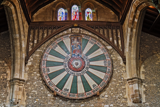 UK Winchester The Round Table