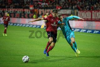 1. BL: 18-19: 17. Sptg. -  1. FC Nürnberg vs SC Freiburg