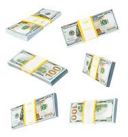 Set of money