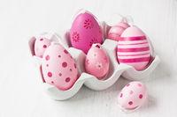 Easter egg decoration