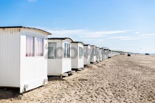 White Beach Cabins at Lokken Beach
