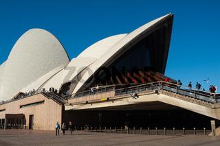 Sydney, Australien, Opernhaus Sydney