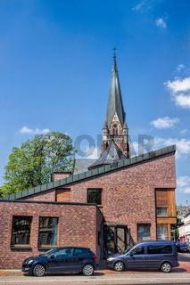 Mönchengladbach Rosenkranzkirche