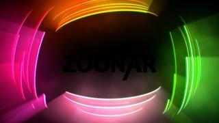 Motion colorful circles vertigo, abstract background