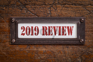 2019 review- file cabinet label