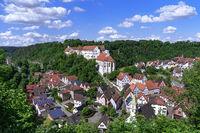 Haigerloch, Baden-Württemberg, Deutschland