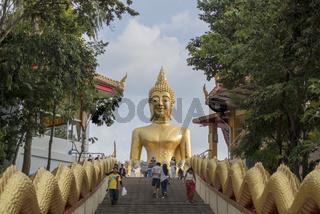 THAILAND PATTAYA WAT PHRA YAI BUDDHA