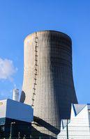 Braunkohlekraftwerk RWE, Kühlturm