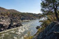 Mathers Gorge near Great Falls outside Washington DC