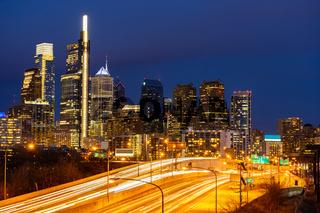 Philadelphia Skylines