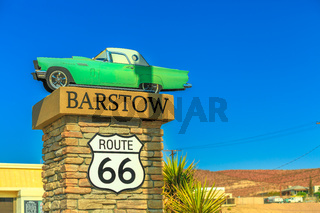 Barstow Mother Road