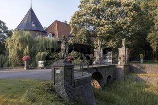 Schloss Hueth, Millingen-Rees, Niederrhein, NRW