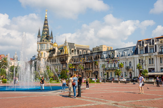 Europe park, Batumi