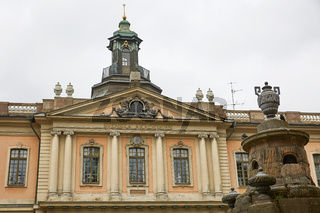 The Swedish Academy was founded in 1786 to advance Swedish literature and language. It has awarded the Nobel prize for literature since 1901.
