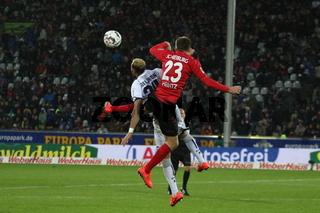 1. BL: 18-19: 19. Sptg. -  SC Freiburg vs. TSG 1899 Hoffenheim