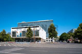 Das Kino International in Berlin