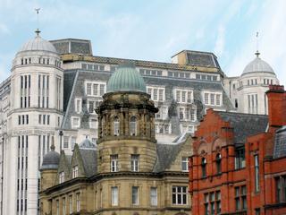 Architektur in Manchester