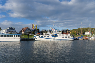 Hafen in Niendorf