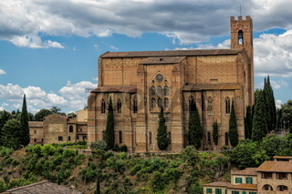 Siena, San Domenico