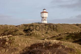 Der Wasserturm - das Wahrzeichen der Insel Langeoog