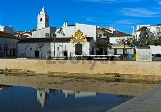Am Platz Heinrich der Seefahrer, Lagos, Algarve, Portugal