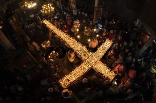 Christian ritual honey