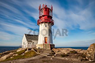 Lindesnes Fyr Lighthouse, Norway