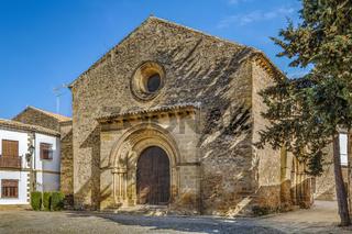 Church of Santa Cruz, Baeza, Spain