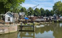 Werft im Alten Hafen, Rotterdam