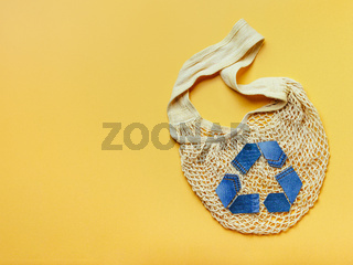 Reuse, reduce, recycle concept background