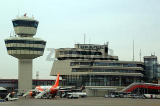 Berlin, Flughafen Tegel, Otto Lilienthal
