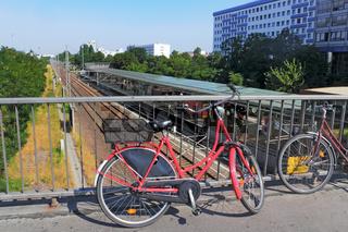 Berliner S-Bahnhof