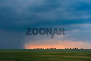 Regenstimmung