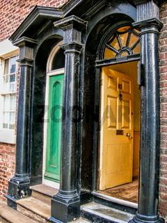 Liverpool, Haustüren