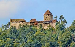 Burg Hohenklingen bei  Stein am Rhein, Schweiz