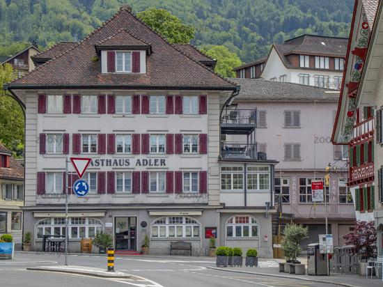 Küssnacht, Vierwaldstättersee, Schweiz