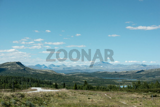 Rondane Nationalpark in Norwegen