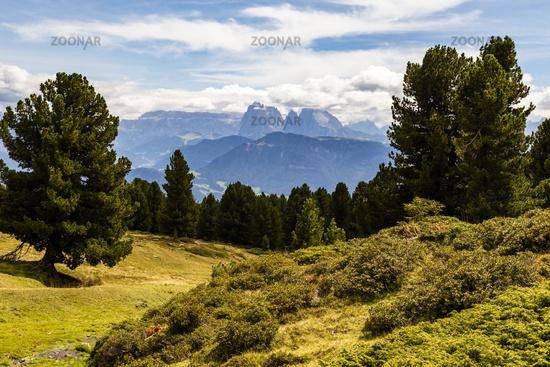 Gebirge in Südtriol, Italien, mountain in south tyrol, Italy