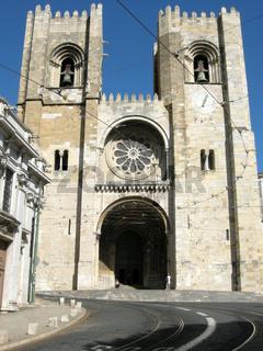 Lissabon, Kathedrale Se