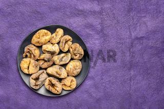 dried Turkish figs