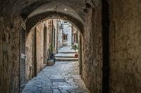 Street in Dubrovnik Old Town