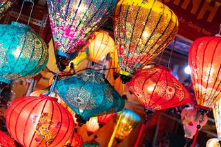 Hoi An Decorative Lanterns in Vietnam