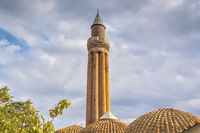 A Mosque In Antalya Turkey