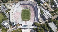 Aerial Views Of Sanford Stadium