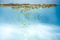 water oil bubbles background