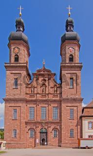 Klosterkirche St. Peter und Paul, Schwarzwald