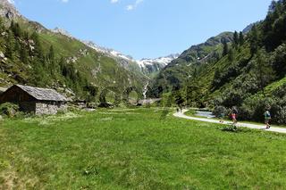 Hochalm bei Prettau, Tauferer Ahrntal, Südtirol