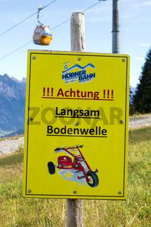 Schilder im Allgaeu. 014