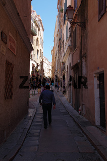 Altstadt von Bonifacio - Korsika