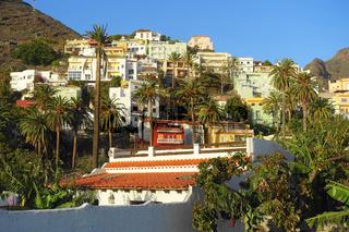 Valle Gran Rey, La Gomera, Kanarische Inseln, Spanien